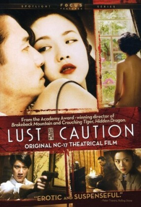 Lust, Caution (Unrated)