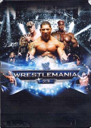 WWE: Wrestlemania 23 (Limited Edition, 3 DVDs)