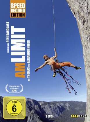 Am Limit (Speed Record Edition, Arthaus, 2 DVD)