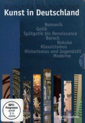 Kunst in Deutschland (4 DVDs)