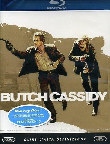 Butch Cassidy - Butch Cassidy and the Sundance Kid (1969)