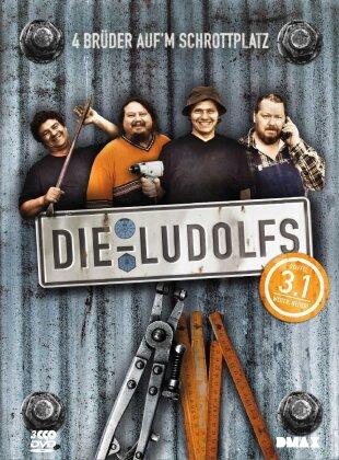 Die Ludolfs 3.1 - Vier Brüder auf'm Schrottplatz (3 DVDs)