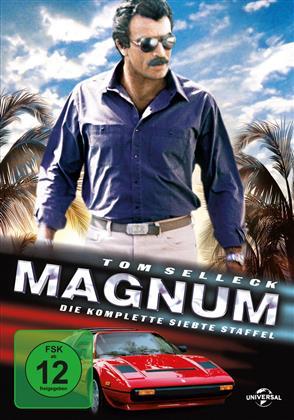 Magnum - Staffel 7 (6 DVDs)