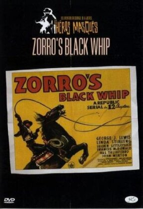 Zorro's black whip (1944) (n/b)