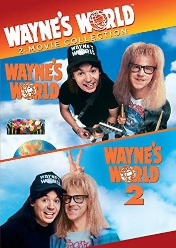 Wayne's World / Wayne's World 2 (Wayne's World 2-Movie Collection, 2 DVDs)