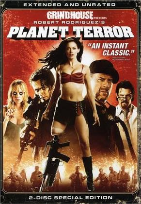 Grindhouse - Planet Terror - (Extended and Unrated, 2 DVDs) (2007)