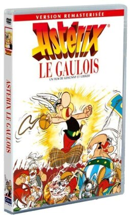 Astérix le Gaulois (1967) (Remastered)