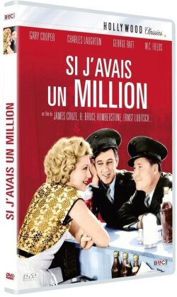 Si j'avais un million (1932) (Hollywood Classics, s/w, Remastered)