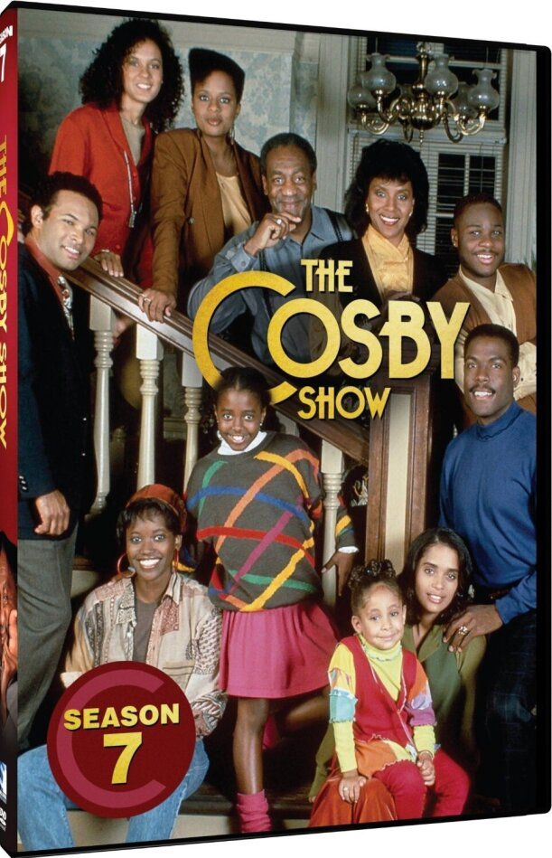 The Cosby Show - Season 7 (2 DVDs)