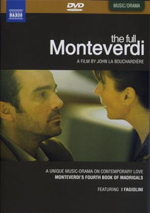 The Full Monteverdi (Naxos)