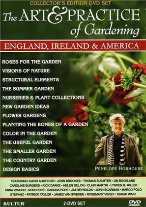 The Art & Practice of Gardening (Collector's Edition, 2 DVD)