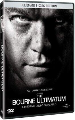 The Bourne Ultimatum - Il ritorno dello sciacallo (2007) (Edizione Speciale, 2 DVD)