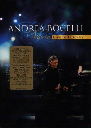 Andrea Bocelli - Vivere Live in Tuscany (DVD + CD)