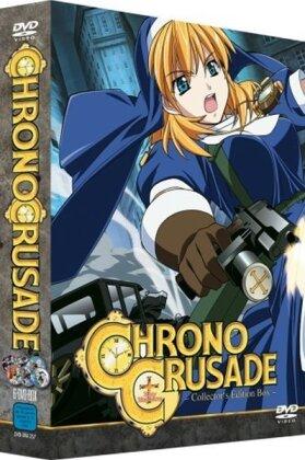 Chrono Crusade (Box, Collector's Edition, 6 DVDs)