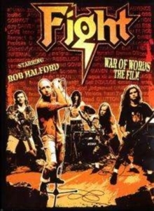 Fight (Rob Halford) - War of words (Limited Edition, DVD + CD)