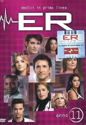 ER - Medici in prima linea - Stagione 11 (3 DVD)