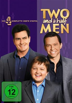 Two and a half men - Mein cooler Onkel Charlie - Staffel 4 (4 DVDs)