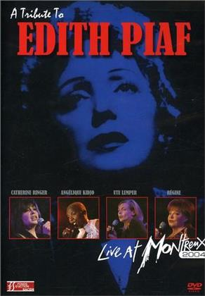 Various Artists - Live at Montreux 2004 - A tribute to Edith Piaf