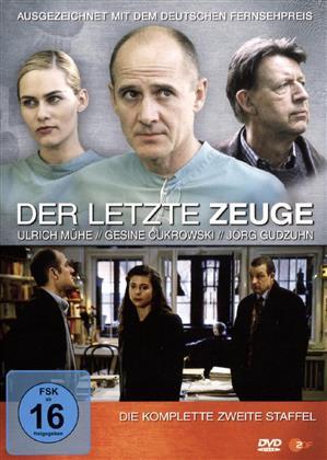 Der letzte Zeuge - Staffel 2 (3 DVDs)