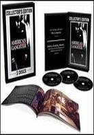 American Gangster (2007) (Collector's Edition, 3 DVD + Libro)