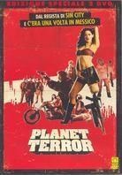 Grindhouse - Planet Terror (2007) (Special Edition, 2 DVDs)