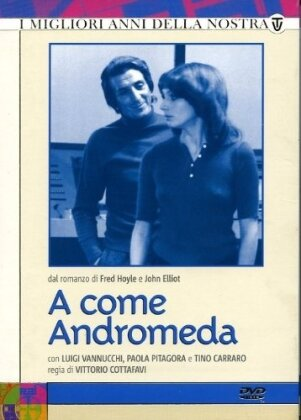 A come Andromeda (3 DVDs)