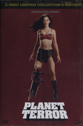 Grindhouse - Planet Terror (2007) (Limited Collector's Edition, 2 DVDs)