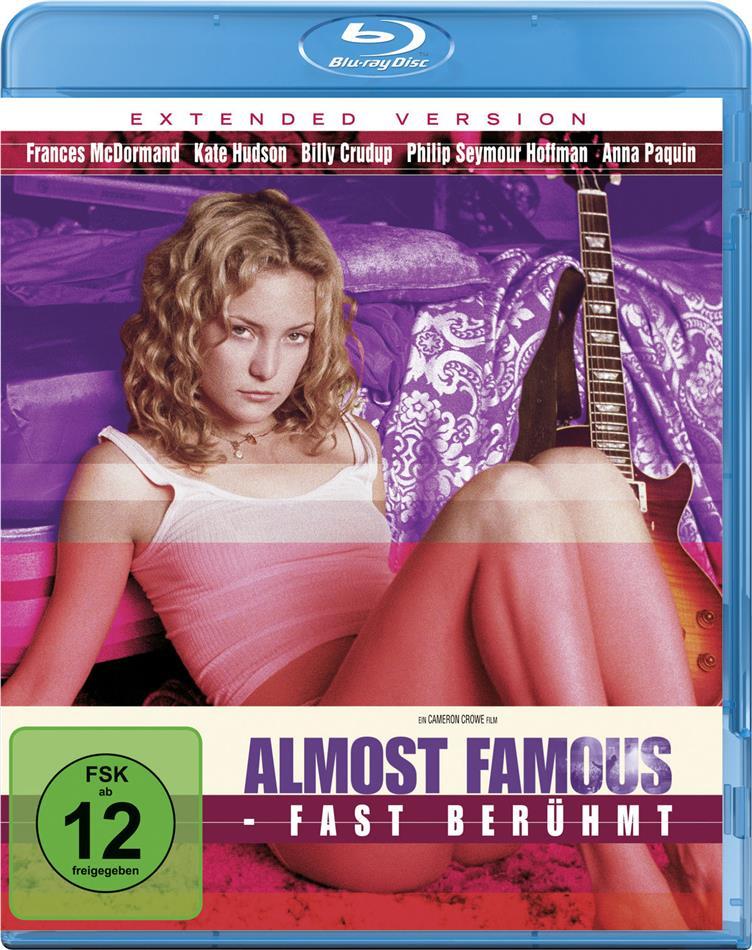 Almost Famous - Fast berühmt (2000)