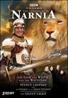 The Chronicles of Narnia Box Set (Remastered, 3 DVDs)