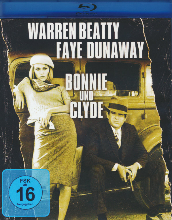 Bonnie und Clyde (1967) (Remastered)