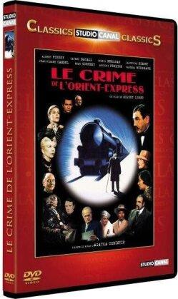 Le Crime de l'Orient Express (1974) (Studio Canal Classics)