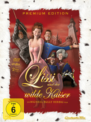 Lissi und der wilde Kaiser (Premium Edition, 2 DVDs)
