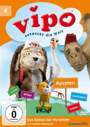Vipo entdeckt die Welt 4 - Das Rätsel der Pyramide und weitere Abenteuer