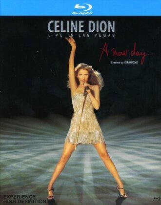 Céline Dion - A New Day... Live in Las Vegas (2 Blu-rays)