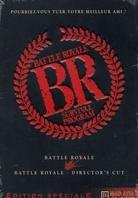 Battle Royale (2000) (Director's Cut, Steelbook, 2 DVDs)
