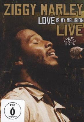 Marley Ziggy - Love Is My Religion