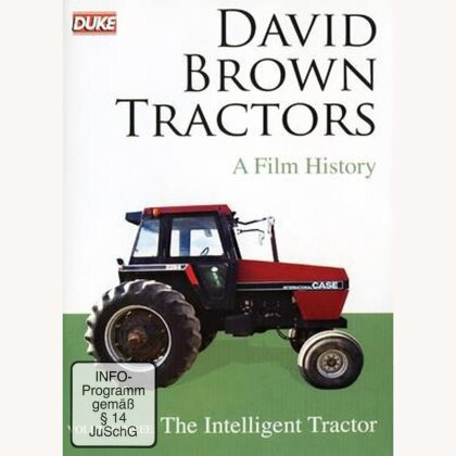 David Brown Tractors - Vol.3: The Intelligent Tractor
