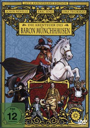 Die Abenteuer des Baron Münchhausen (1988) (Deluxe Edition, 2 DVDs)