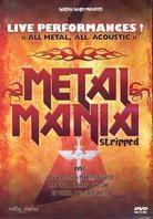 Various Artists - Metalmania Stripped