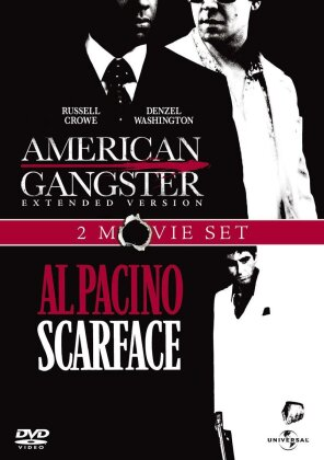 American Gangster (2007) (Extended Edition, 2 DVD)