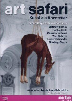 Art Safari - Kunst als Abenteuer (2 DVDs)