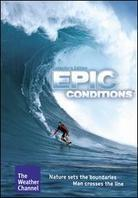 Epic Conditions - The Weather Channel (Collector's Edition, 5 DVD)
