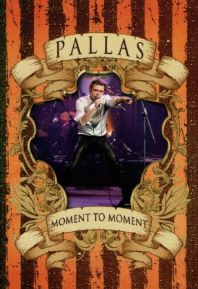 Pallas - Moment to Moment (Limited Edition, DVD + CD)