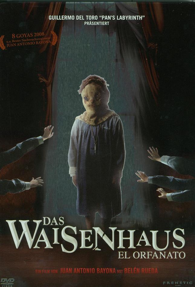 Das Waisenhaus (2007) (Limited Edition, Steelbook)