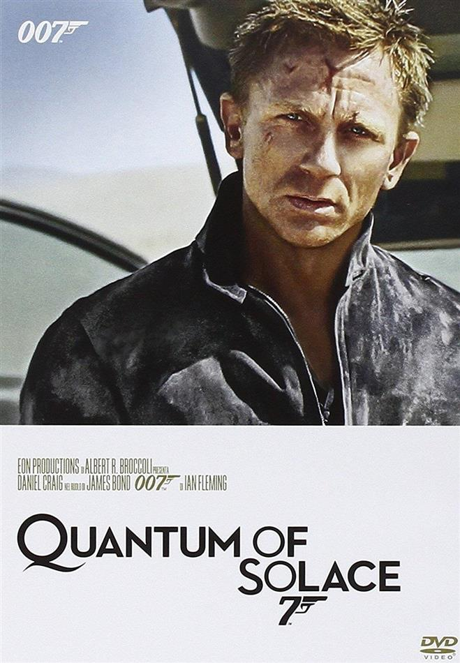 James Bond: Quantum of Solace (2008)