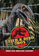 Tier & Dino Box (Steelbook, 3 DVDs)