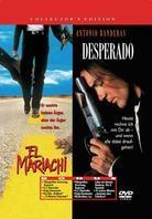 El Mariachi / Desperado (Collector's Edition, Steelbook)