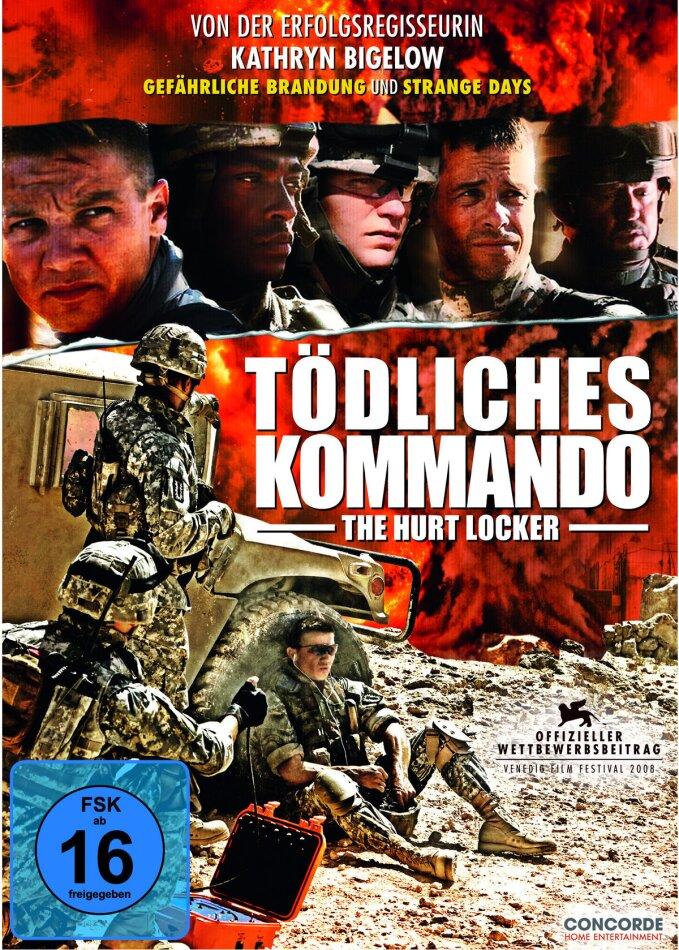 Tödliches Kommando - The Hurt Locker (2008) (Steelbook)