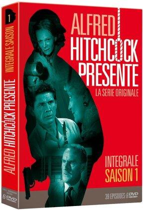 Alfred Hitchcock présente - La série originale - Saison 1 (s/w, 6 DVDs)