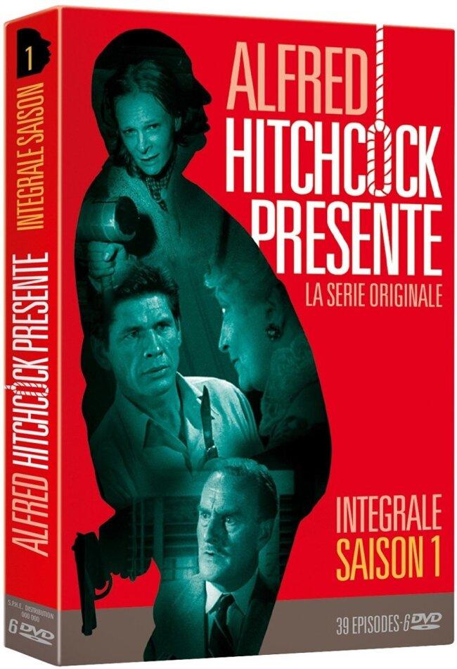 Alfred Hitchcock présente - La série originale - Saison 1 (b/w, 6 DVDs)